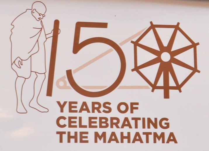 150 YEAR OF CELEBRATING THE MAHATMA