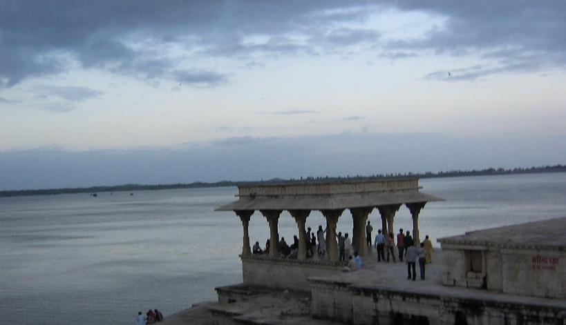 RaiSagar Lake