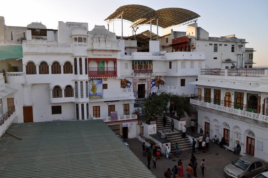 DwarikaDhish Temple Rajsamand