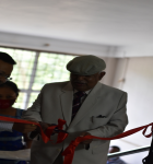 Inauguration of District Court