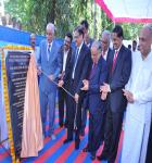 Foundation stone laying by Hon'ble Shri Justice S. Abdul Nazeer ,Judge Supreme Court of India