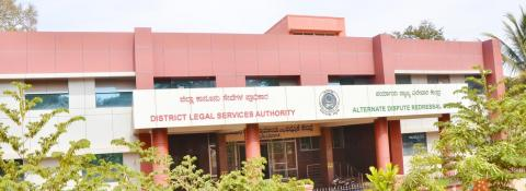 DHARWAD DISTRICT LEGAL SERVICES AUTHORITY