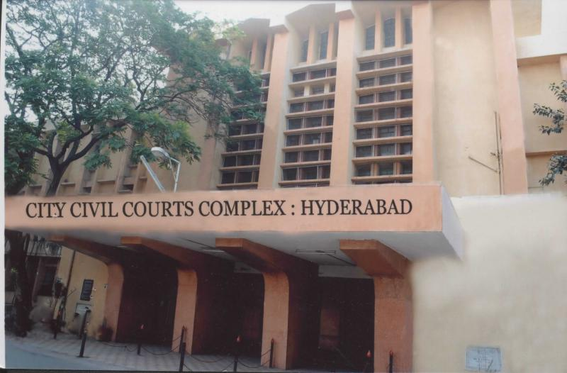 Hyderabad City Civil Court District Court In India
