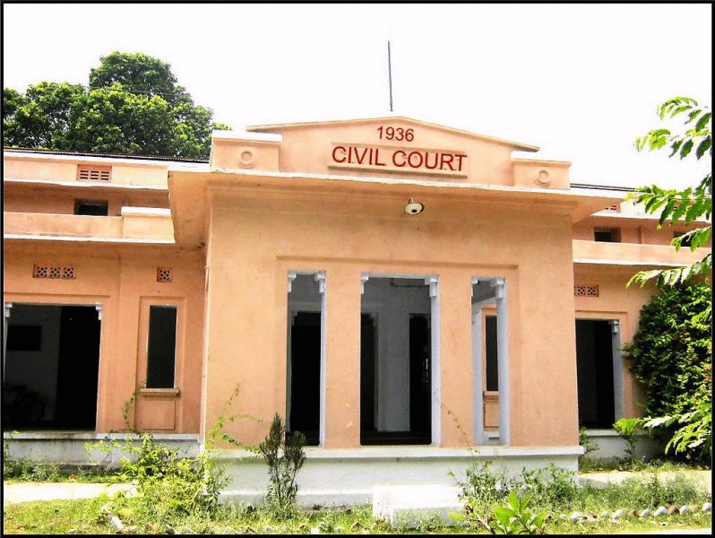 East Champaran/District Court in India   Official Website of